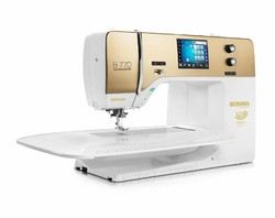 Bernina 770 QE Anniversary Edition